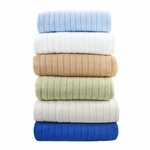 All-Seasons 100% Cotton Blankets - Soft & Light-Weight