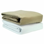 Massage Table Flat Sheets - Cozy-Spa Cotton Flannel