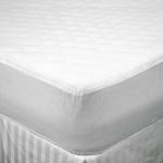 Value Wholesale Fitted Mattress Pads - Poly/Cotton & Microfiber - 3oz. - Washable | Quick-Ship