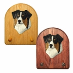 Australian Shepherd Key Rack-Black Tri