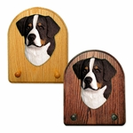 Bernese Mt. Dog Key Rack-Standard