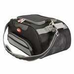 Black Airline Approved Pet Carrier