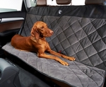 Bowsers Cross Country Back Seat Cover - Ash
