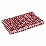 "Bowsers-Luxury  ""Canterbury Check"" -  Dog Crate Mattress"
