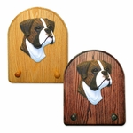 Boxer natural Key Rack-Brindle