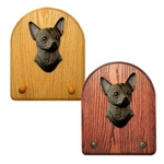 Chihuahua Key Rack-Black