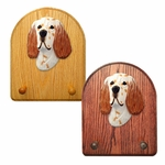 English Setter Key Rack-Orange