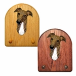 Greyhound Key Rack-Brindle