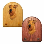 Irish Terrier Key Rack-Standard