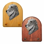 Irish Wolfhound Key Rack-Grey