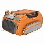 Orange Airline Approved Pet Carrier
