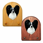 Papillon Key Rack-Black-White
