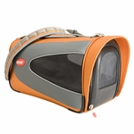 Peta Orange Airline Approved Pet Carrier