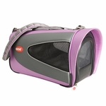 Peta Pink Airline Approved Pet Carrier