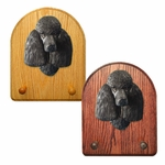Poodle Key Rack-Black