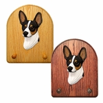 Rat Terrier Key Rack-Tri