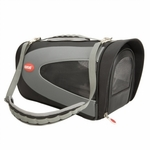 Trendy Black Pet Carrier