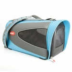 Trendy Blue Pet Carrier