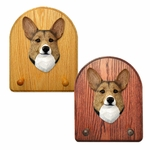 Welsh Corgi pembroke Key Rack-Sable