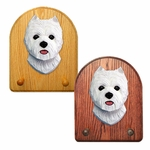 West Highland Terrier Key Rack-Standard