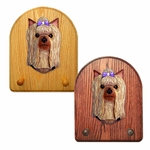 Yorkshire Terrier Key Rack-Standard