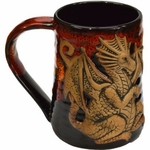 3D Dragon Tankard