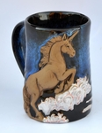 3D Unicorn Tankard