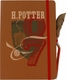 Harry Potter Seeker Journal with Firebolt Pen - SDCC Exclusive