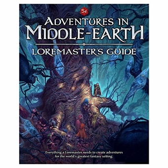 Adventures in Middle Earth: Loremaster's Guide