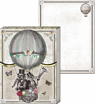 Air Balloon Animals Pocket Notepad