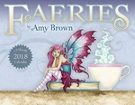 Amy Brown 2018 Fairy Calendar
