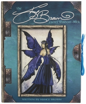 Amy Brown Faery Wisdom Deck