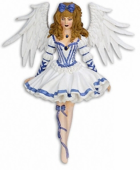 Angelic Princess Fairy Ornament