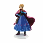 Anna from Frozen - Holiday Village figure