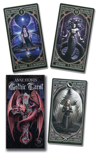 Anne Stokes Gothic Tarot Fairy Gifts Amp Collectibles