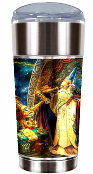 The Astronomer Wizard Travel Mug