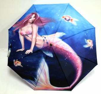 Aurelia Mermaid Umbrella