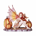 Autumn Pumpkin Fairy