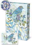 Azure Sky Decorative Pouch Notecards
