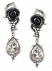 Bacchanal Rose Earrings