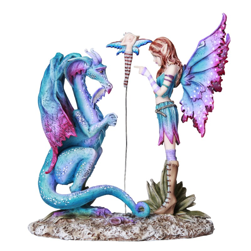 Bad Dragon Fairy Figurine Amy Brown Gifts Amp Collectibles