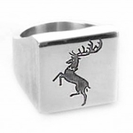 Baratheon Ring - Game of Thrones