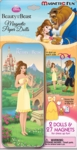 Beauty & the Beast Magnetic Paper Doll Set