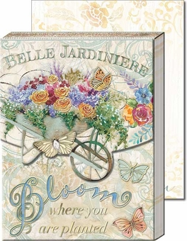 Belle Jardiniere Pocket Note Pad