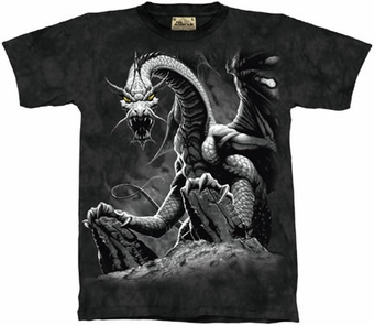 Black Dragon<BR>(Child Size)
