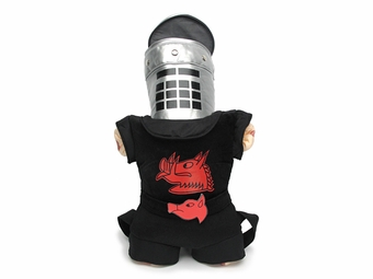 Monty Python Black Knight Backpack