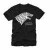 Black Stark Shirt: Game of Thrones
