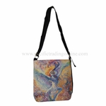 Blue Bird Shoulder Bag