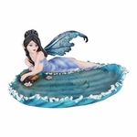 Blue Fairy Jewelry Dish