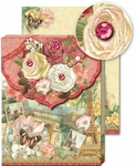 Blush Paris Pocket Note Pad